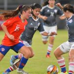 La Roja Sub 20 Femenina cayó ante Paraguay en nueva jornada del fútbol en Cochabamba