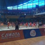 Chile sumó su primer triunfo en la competencia de básquetbol femenino de los Juegos Sudamericanos