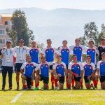 """Los """"Cóndores 7"""" derrotan a Uruguay y empatan con Argentina en los Juegos Sudamericanos"""