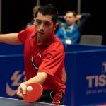 Chile consiguió su primer triunfo en la competencia masculina en el Mundial por Equipos de Tenis de Mesa