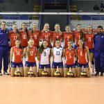 Chile cayó ante Perú en su debut por el Clasificatorio Sudamericano Femenino a la Challenger Cup de Volleyball