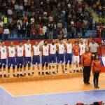 Chile se impuso a Perú en la segunda jornada del volleyball masculino en los Juegos Sudamericanos