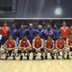 Selección Chilena de Volleyball debutó con un triunfo en la Copa Murano