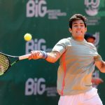 Christian Garin enfrentará al brasileño Rogerio Dutra Silva en la primera ronda de la qualy de Roland Garros