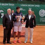 Christian Garin se quedó con el vicecampeonato del Challenger de Lisboa
