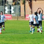 Goleada de Colo Colo a San Luis marcó la primera fecha del Campeonato Nacional de Fútbol Femenino