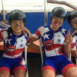 Chile disputará la medalla de oro de la persecución por equipos damas en el ciclismo de Cochabamba