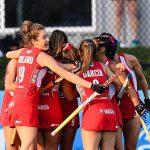 """Las """"Diablas"""" jugaran cuatro partidos amistosos ante USA en Santiago"""