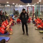 La Roja Femenina volvió a los entrenamientos con miras a los amistosos con Costa Rica