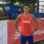 Esteban Bustos clasificó a la ronda final de una nueva Copa del Mundo de Pentatlón Moderno