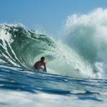 """Representantes chilenos tuvieron una gran actuación en el segundo día del torneo de surf """"Héroes de Mayo"""""""