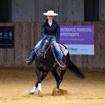 Equitadora nacional Katherine Yokota obtuvo la clasificación al Mundial Ecuestre 2018