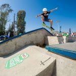 """En Coquimbo finalizará el circuito de skate para niños """"MILO sobre ruedas by Element"""""""