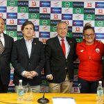 María Fernanda Valdés será la abanderada nacional en los Juegos Sudamericanos de Cochabamba