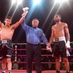 Mario Contreras derrotó por nocaut al brasileño Filipe Dos Anjos