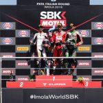 Maxi Scheib obtuvo el tercer lugar en la tercera fecha del Campeonato Europeo Superstock 1000