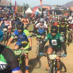 Patricio Farías y Fernanda Castro ganaron la máxima categoría del Mountainbike La Vacada-Carlo de Gavardo