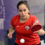 Chile cerró su participación en el Mundial por Equipos de Tenis de Mesa