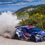 Pedro Heller obtuvo el décimo lugar de la categoría WRC2 en el Rally de Portugal