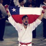 Rodrigo Rojas entregó el primer oro para el karate chileno en los Juegos Sudamericanos 2018