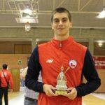 Rolf Nickel logró el tercer lugar en torneo del Ranking Nacional Español de Espada