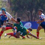 """Los """"Cóndores 7"""" debutaron en los Juegos Sudamericanos derrotando a Bolivia y Paraguay"""