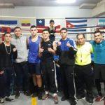 Selección Juvenil de Boxeo viaja a Estados Unidos buscando la clasificación a los Juegos Olímpicos de la Juventud