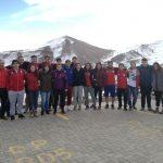 Selección Chilena de Judo entrena en Valle Nevado con miras a los Juegos Sudamericanos