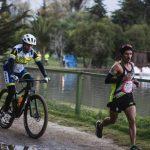 Francisco Méndez y Lucinda Vásquez ganaron la edición chilena de Wings for Life World Run