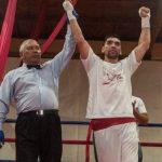 Mirko Manquecoy disputará el título latino peso medio de la FIB