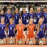 Selección Chilena Femenina de Volleyball jugará el clasificatorio sudamericano a la Challenger Cup