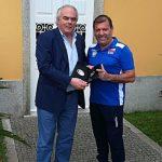 Fevochi logra interesantes acuerdos con la Federación Portuguesa de Volleyball
