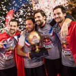 """Equipo """"Big Head"""" representará a Chile en la Final Mundial del torneo de básquetbol 3x3 """"Red Bull Reign"""""""