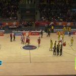 Selección Chilena de Básquetbol Masculino logró su primer triunfo en los Juegos Sudamericanos