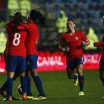 La Roja Femenina goleó a Costa Rica en un partido preparatorio para el Mundial de Francia