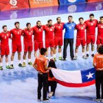 Chile cayó ante Brasil pero avanzó a semifinales del handball masculino en Cochabamba
