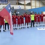 Chile derrotó a Puerto Rico en la primera jornada del Panamericano de Handball