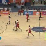 Selección Chilena de Básquetbol Masculino derrota a Perú en nueva jornada de los Juegos Sudamericanos
