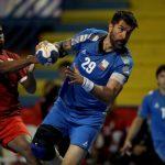 Chile derrotó a Perú en la segunda jornada del handball masculino en Cochabamba