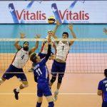 Chile cayó ante República Checa en su debut por la Challenger Cup de Volleyball