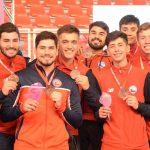 Con una medalla de bronce se cierra la participación chilena en el Panamericano de Karate