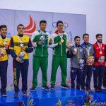 Chile sumó su segunda medalla de bronce en el racquetball de los Juegos Sudamericanos