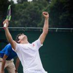 Christian Garin derrota a un complicado Carlos Berlocq y se instala en la final del Challenger de Santo Domingo