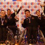 El Bosque ganó la primera fecha del Metropolitano de handball en silla de ruedas