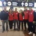 Equipo chileno de judo viajó a Perú para disputar la Copa Panamericana y el Campeonato Sudamericano