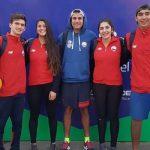 Chile enfrentará la última fecha clasificatoria del volleyball playa a los Juegos Olímpicos de la Juventud