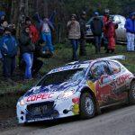"""""""Chaleco"""" López prepara su participación en el Gran Premio de Curicó del RallyMobil"""