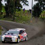 """""""Chaleco"""" López obtuvo el quinto lugar de la categoría R5 en el Gran Premio de Frutillar del RallyMobil"""