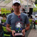 Felipe Van de Wyngard obtuvo el tercer lugar en el Ironman 70.3 de Costa Rica