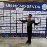 José Luis Díaz obtiene medalla de plata en el patinaje artístico de los Juegos Sudamericanos